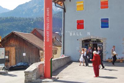 Château-d'Œx, Kanton Waadt, Schweiz