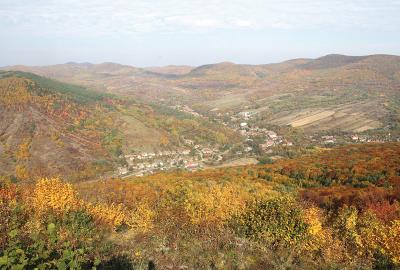 Komlóska, County Borsod Abaúj Zemplén, Hungary
