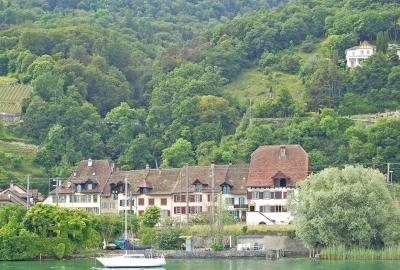Twann-Tüscherz, Canton of Bern, Switzerland