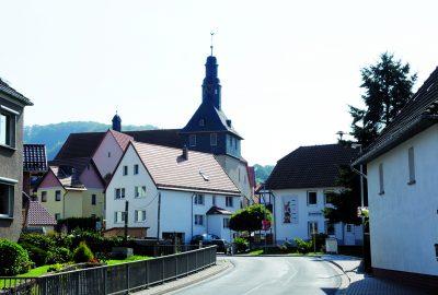 Jützenbach, Thüringen, Germany