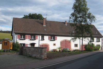 Burgjoß, Hessen, Deutschland