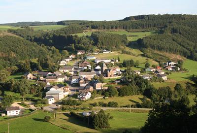 Steffeshausen, German speaking community, Belgium