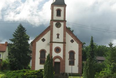 Fischbach and Ludwigswinkel, Rhineland-Palatinate, Germany