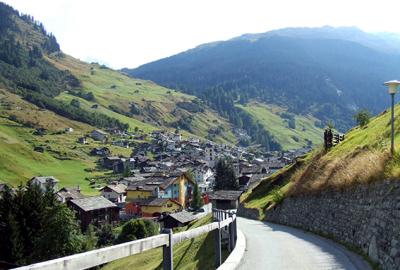 Vals, Graubünden, Switzerland