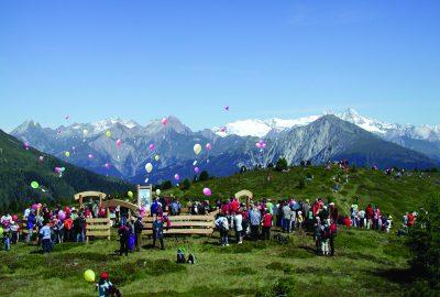 Hopfgarten in Defereggen, Tirol, Österreich